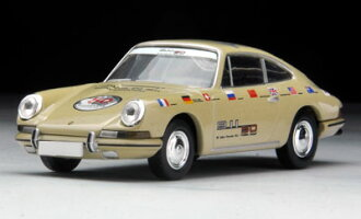 Tomica Limited Vintage LV-110b Porsche 911 50th Anniversary World Tour(Released)(トミカリミテッドヴィンテージ LV-110b ポルシェ911 50周年ワールドツアー)