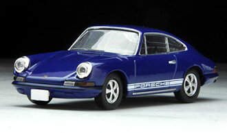 Tomica Limited Vintage LV-86e Porsche 911S (Blue)(Released)(トミカリミテッドヴィンテージ LV-86e ポルシェ911S(青))