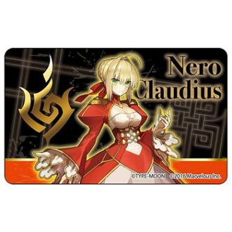 Fate/EXTELLA 光るICカードステッカー ネロ・クラウディウス.Ver(Fate/EXTELLA - Glowing IC Card Sticker: Nero Claudius Ver.(Released))