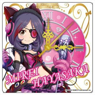 アイドルマスター シンデレラガールズ 早坂美玲 アクリル掛け時計(THE IDOLM@STER Cinderella Girls - Acrylic Wall Clock: Mirei Hayasaka(Released))