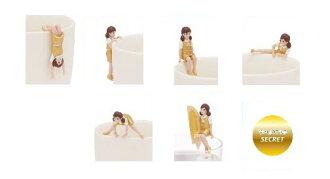 Cup no Fuchiko Gold 12Pack BOX(Released)(コップのフチ子 ゴールド 12個入りBOX)