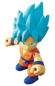 Dragon Ball Super - SNAP HEROES Dragon Ball SH-01 SSGSS Son Goku(Released)(ドラゴンボール超 SNAP HEROES ドラゴンボール SH-01 SSGSS孫悟空)