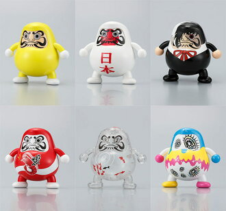 DARUMA CLUB Vol.4 6Pack BOX(Released)(DARUMA CLUB Vol.4 6個入りBOX)