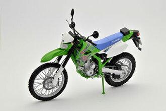 1/12 Kawasaki KLX250 (Final Edition)(Released)(1/12 カワサキKLX250(ファイナル・エディション))