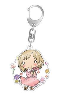 "ChimaDol - ""THE IDOLM@STER Cinderella Girls"" Acrylic Keychain: Yumi AinneFeria ver.(Back-order)(ちまドル アイドルマスター シンデレラガールズ アクリルキーホルダー 夕美 アインフェリアver.)"