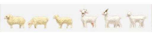 ザ・動物105 羊・ヤギ[トミーテック]《発売済・在庫品》