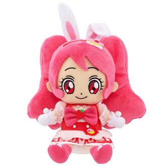 KiraKira Precure A La Mode - Cure Friends Plush: Cure Whip(Released)(キラキラ☆プリキュアアラモード キュアフレンズぬいぐるみ キュアホイップ)