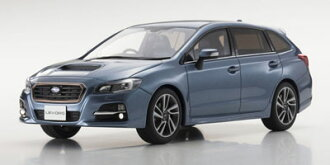 KYOSHO Original samurai 1/18 Subaru Levorg 1.6 GT-S Eyesight (Blue)(Released)(KYOSHOオリジナル samurai 1/18 スバル レヴォーグ 1.6 GT-S アイサイト(ブルー))