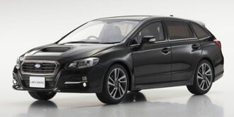 KYOSHOオリジナル samurai 1/18 スバル レヴォーグ 1.6 GT-S アイサイト(ブラック)(KYOSHO Original samurai 1/18 Subaru Levorg 1.6 GT-S Eyesight (Black)(Released))