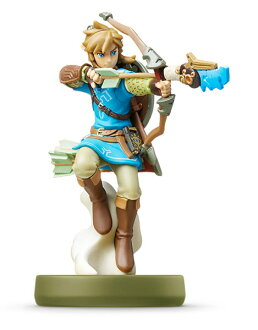 "amiibo - Link (Bow) ""Breath of the Wild"" (The Legend of Zelda Series)(Released)(amiibo リンク(弓)『ブレス オブ ザ ワイルド』(ゼルダの伝説シリーズ))"