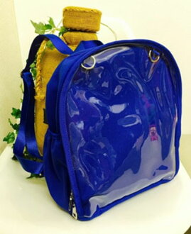 My Colle - Mini Rucksack Color Ver. Blue(Released)(マイコレバック ミニリュック カラーVer. ブルー)