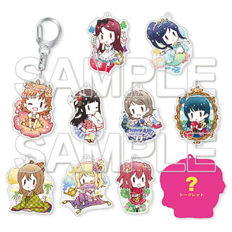 ラブライブ!サンシャイン!! School idol diary トレーディングアクリルキーホルダー コンプリートBOX(Love Live! Sunshine!! School idol diary - Trading Acrylic Keychain Complete BOX(Back-order))