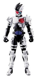 Kamen Rider Ex-Aid - LVUR13 Kamen Rider Genm Zombie Gamer(Released)(仮面ライダーエグゼイド LVUR13 仮面ライダーゲンム ゾンビゲーマー)