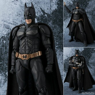 S.H.フィギュアーツ バットマン(The Dark Knight)(S.H. Figuarts - Batman (The Dark Knight)(Released))