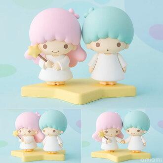 フィギュアーツZERO リトルツインスターズ(Pastel ver.)(Figuarts ZERO - Little Twin Stars (Pastel ver.)(Released))