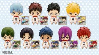 ワンコインミニフィギュアコレクション 劇場版 黒子のバスケ LAST GAME 9個入りBOX(One Coin Mini Figure Collection - Kuroko's Basketball the Movie: Last Game 9Pack BOX(Released))