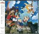 CD Machico / TVアニメ「この素晴らしい世界に祝福を!2」オープニング・テーマ「TOMORROW」通常盤[コロムビア]《取り寄せ※暫定》