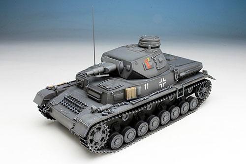 1/35 WW.II ドイツ軍 IV号戦車D型(スマートキット) プラモデル[ドラゴンモデル]《取り寄せ※暫定》