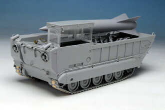 1/35 M752 Self-propelled Missile Launcher Lance Plastic Model(Back-order)(1/35 M752 自走ミサイルランチャー ランス プラモデル)