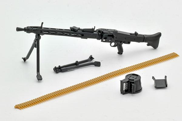 リトルアーモリー 〈LA027〉 1/12 MG3タイプ プラモデル[トミーテック]《発売済・在庫品》