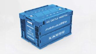 Yuri on Ice - Ice Castle Hasetsu Gyoumu-you Folding Container(Released)(ユーリ!!! on ICE アイスキャッスルはせつ業務用折りたたみコンテナ)