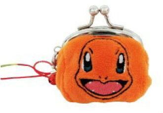 Pokemon - Petite Metal Clasp Pouch: Charmander(Released)(ポケットモンスター プチがま口 ヒトカゲ)