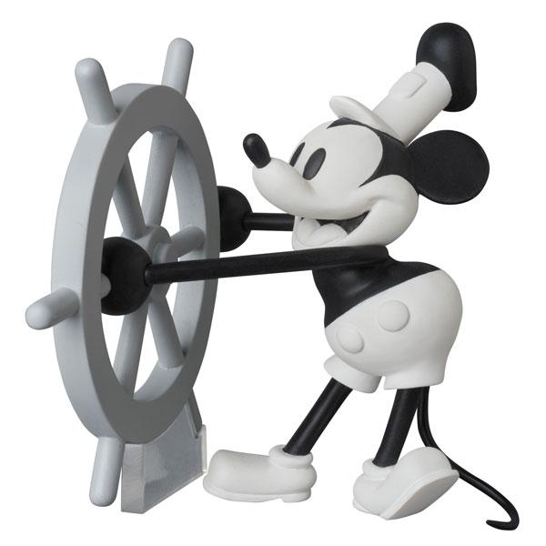 ウルトラディテールフィギュア No.350 UDF Disney シリーズ6 ミッキーマウス(蒸気船ウィリー)[メディコム・トイ]《発売済・在庫品》