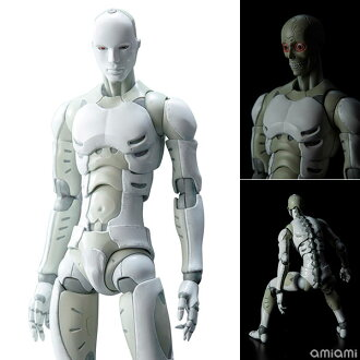 TOA Heavy Industries Series 1/12 - TOA Heavy Industries 2nd Production Run Synthetic Human Action Figure(Released)(東亜重工シリーズ 1/12 東亜重工製第二次生産 合成人間 アクションフィギュア)