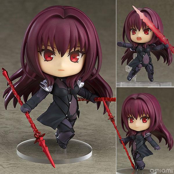 ねんどろいど Fate/Grand Order ランサー/スカサハ[グッドスマイルカンパニー]《発売済・在庫品》