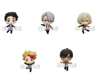 ユーリ!!! on ICE コレクションフィギュア 6個入りBOX(Yuri on Ice - Collection Figure 6Pack BOX(Released))