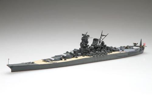 1/700 特シリーズ SPOT No.60 日本海軍超弩級戦艦 大和 終焉型 木甲板シール付き プラモデル[フジミ模型]《取り寄せ※暫定》