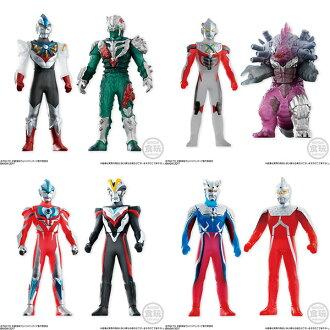 Sofubi Hero VS Ultraman Taiketsu Set - Ultraman Orb Kizuna no Chikara Hen!! 12Pack BOX (CANDY TOY)(Released)(ソフビヒーローVSウルトラマン対決セット ウルトラマンオーブ絆の力編!! 12個入りBOX (食玩))