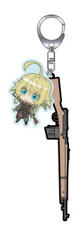 Youjo Senki - T.W.G.: Tanya Degurechaff & Imperial Magical Mondragon M1908 Rifle(Back-order)(幼女戦記 T.W.G. ターニャ・デグレチャフ&帝国軍魔導半自動小銃モンドラゴンM1908)
