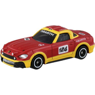 Tomica No.21 Abarth 124 Spider (First Release Limited)(Released)(トミカ No.21 アバルト 124 スパイダー(初回特別仕様))