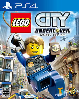 PS4 LEGO City Undercover(Released)(PS4 レゴシティ アンダーカバー)