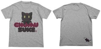 この素晴らしい世界に祝福を!2 ちょむすけTシャツ/ヘザーグレー-S(KonoSuba 2 - Chomusuke T-shirt / HEATHER GRAY - S(Released))