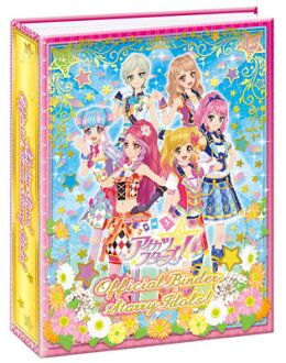 "データカードダス アイカツスターズ! オフィシャルバインダー Starry Idols!(Data Carddass - ""Aikatsu Stars!"" Official Binder Starry Idols!(Back-order))"