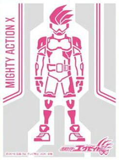 Character Over Sleeve - Kamen Rider Ex-Aid: Gamer Driver Mighty Action X (ENO-022) Pack(Released)(キャラクターオーバースリーブ 仮面ライダーエグゼイド ゲーマドライバー マイティアクションX(ENO-022) パック)