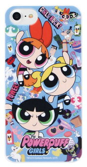 The Powerpuff Girls - iPhone 7 Hard Case: Group (MPG-01A)(Released)(パワーパフガールズ iPhone7対応ハードケース シュウゴウ (MPG-01A))