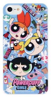 パワーパフガールズ iPhone7対応ハードケース シュウゴウ (MPG-01A)(The Powerpuff Girls - iPhone 7 Hard Case: Group (MPG-01A)(Released))