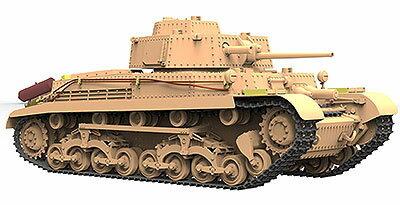 1/35 ハンガリー40M トゥラーンI 中戦車 プラモデル[BRONCO]《取り寄せ※暫定》