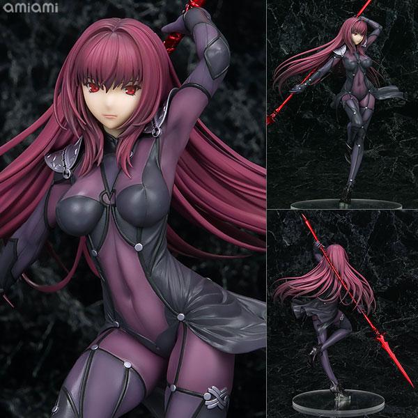 Fate/Grand Order ランサー/スカサハ 1/7 完成品フィギュア[キューズQ]《発売済・在庫品》