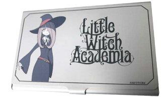 Little Witch Academia - Aluminum Card Case (Sucy Manbavaran)(Released)(リトルウィッチアカデミア アルミカードケース(スーシィ・マンババラン))