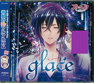 CD アイ★チュウ / glace 通常盤(CD I-chu / glace Regular Edition(Back-order))