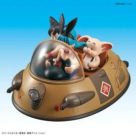 メカコレクション ドラゴンボール 2巻 牛魔王の車 プラモデル(再販)[バンダイ]《発売済・在庫品》