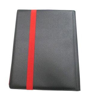 カードアクセサリコレクション DEX 9ポケットバインダー ブラック(Card Accessory Collection DEX 9-Pocket Binder Black(Released))