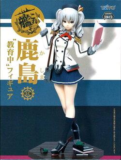 "Kantai Collection -Kan Colle- Kashima ""Kyouikuchuu"" Figure (Game-prize)(Released)(艦隊これくしょん -艦これ- 鹿島""教育中""フィギュア(プライズ))"