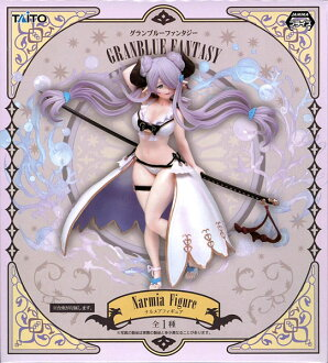GRANBLUE FANTASY - Narmaya Figure (Game-prize)(Released)(グランブルーファンタジー ナルメアフィギュア(プライズ))