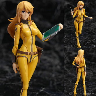 "S.H. Figuarts - Yuki Mori ""Space Battleship Yamato 2202: Warriors of Love""(Released)(S.H.フィギュアーツ 森雪 『宇宙戦艦ヤマト2202 愛の戦士たち』)"