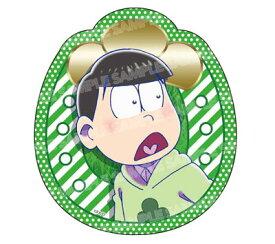 おそ松さん ダイカットステッカー 競馬6つ子松パーカーver.(チョロ松)[エイベックス]《取り寄せ※暫定》